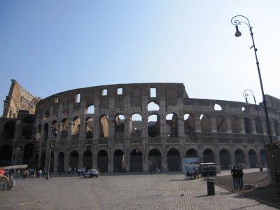 Rome guided tours : visite de Rome avec chauffeur et guide