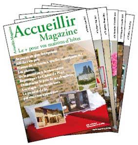 Accueillir Magazine