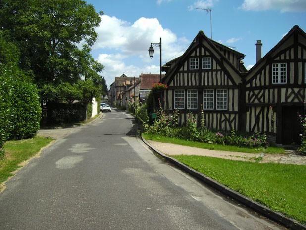 Gites et chambre d'hote en Normandie dans l'Eure