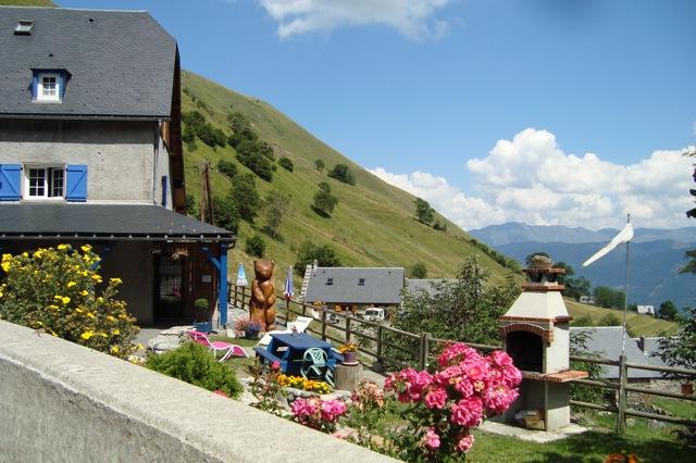 Chalet de l'ours Gite-auberge centre de vacances à Saint-lary Soulan