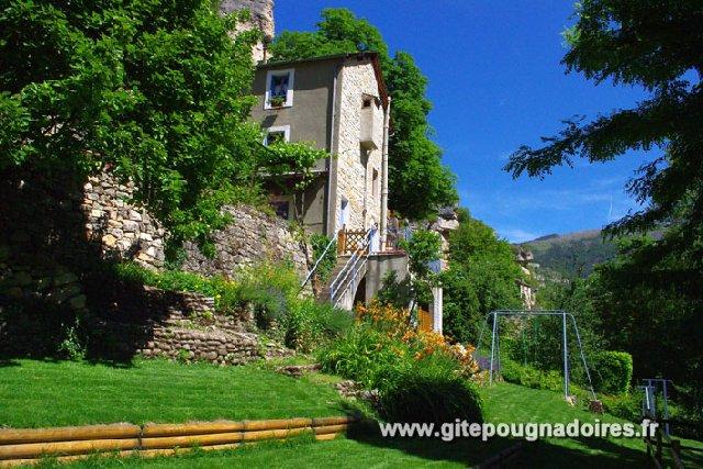 Gites de Pougnadoires – Gorges du Tarn
