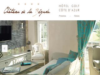 Château de la Bégude – Hôtel Valbonne, golf, restaurant: Riviera, Côte d'Azur