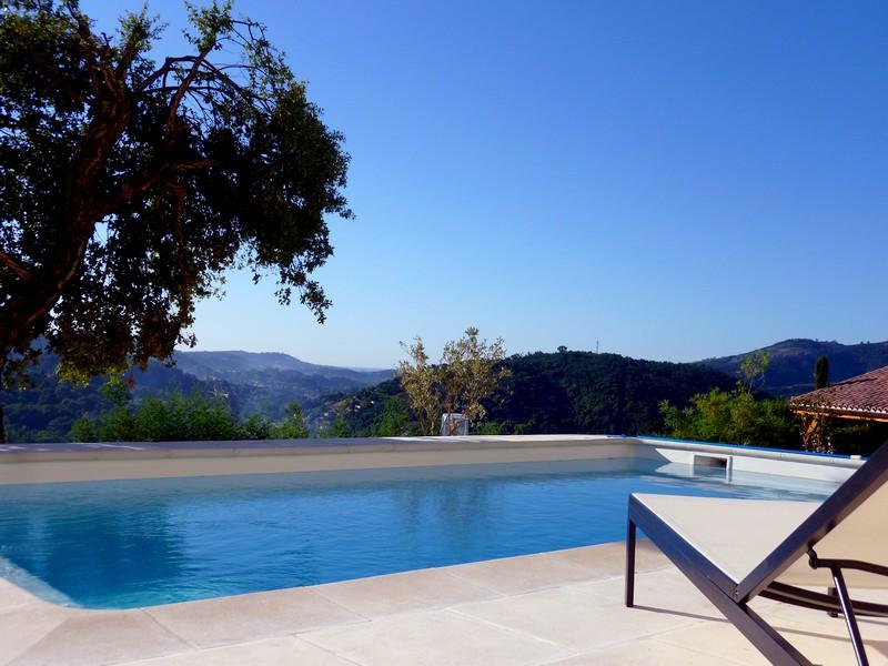 Chambres d'hotes Cote d'Azur : Villa Jacaranda