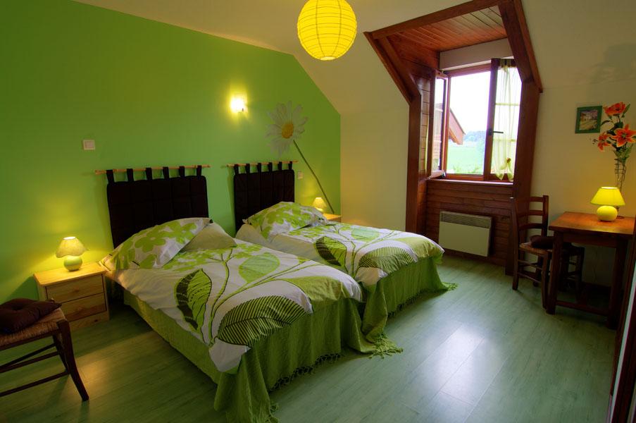Chambres d'hôtes en Bourgogne – Saône et Loire – charolais-brionnais