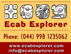 Ecab Explorer, la découverte en français des grands sites Mayas du Yucatan
