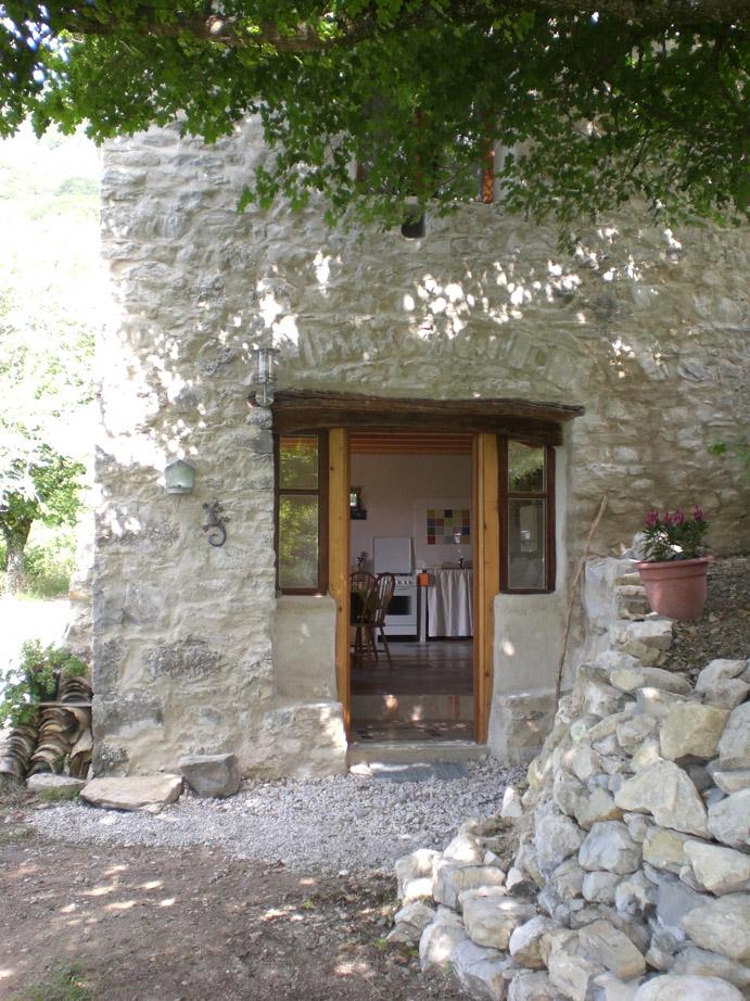 Gîte l'Érable des Juges, dans le parc du Vercors, région Diois, Drôme