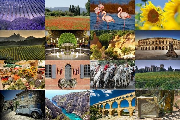 Tourisme et sorties en Provence : Sud Luberon, Durance et Alpilles