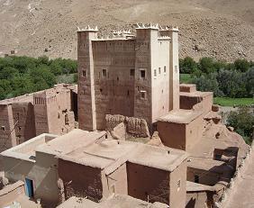 Maison de charme dades ouarzazate Maroc