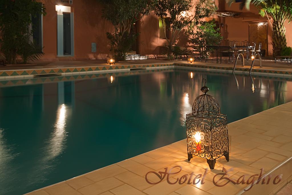 Hotel familial à Ouarzazate