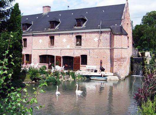 Le Moulin de Grouches, Institut PranaHvital: au coeur d'un très ancien pays druidique…
