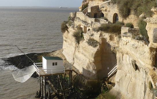 Tourisme Meschers sur Gironde