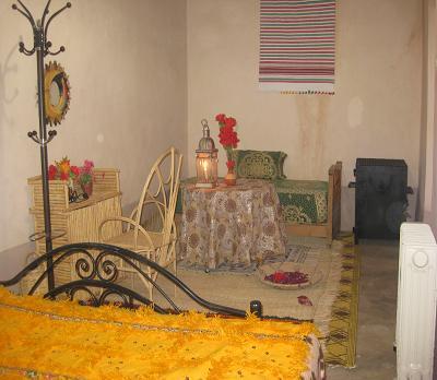 chambres d'hôte dades vallee maroc region ouarzazate chez l'habitant.