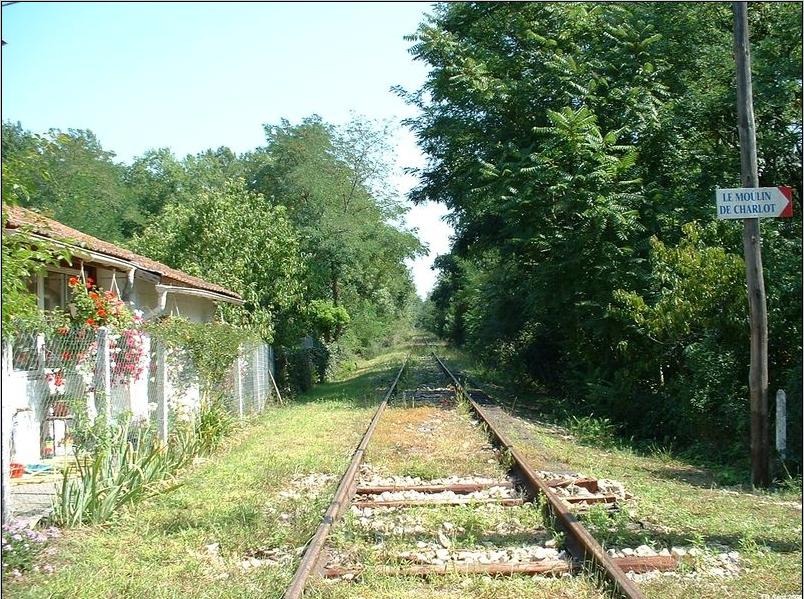 Train Touristique à Vapeur  Guîtres Marcenais