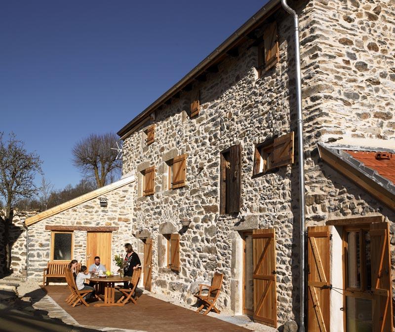 Gîte 5 épis en Auvergne : Gite La Polonie