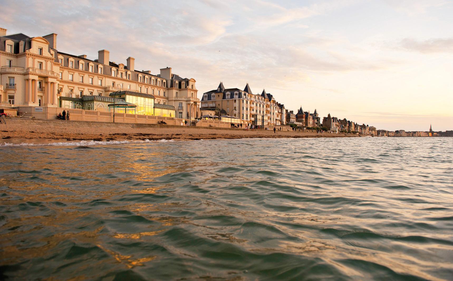 Thalasso en Bretagne