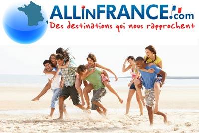 Location et réservation d'hébergements en France.