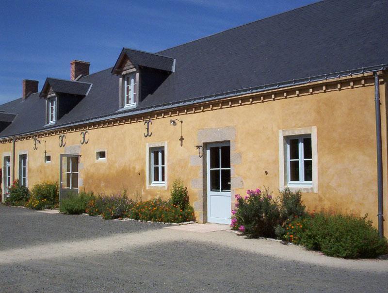 Gîte de la Métairie : Gite familial et de groupe près du Mans (72)