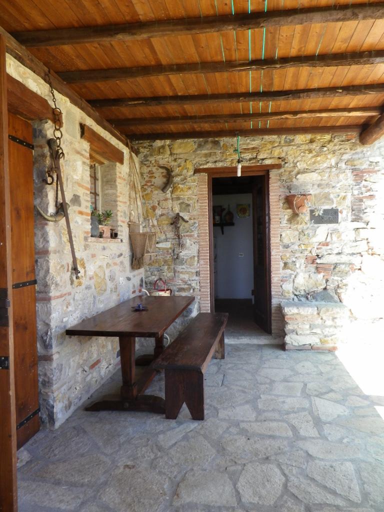Petite maison dans la region de Lucca ent Toscane