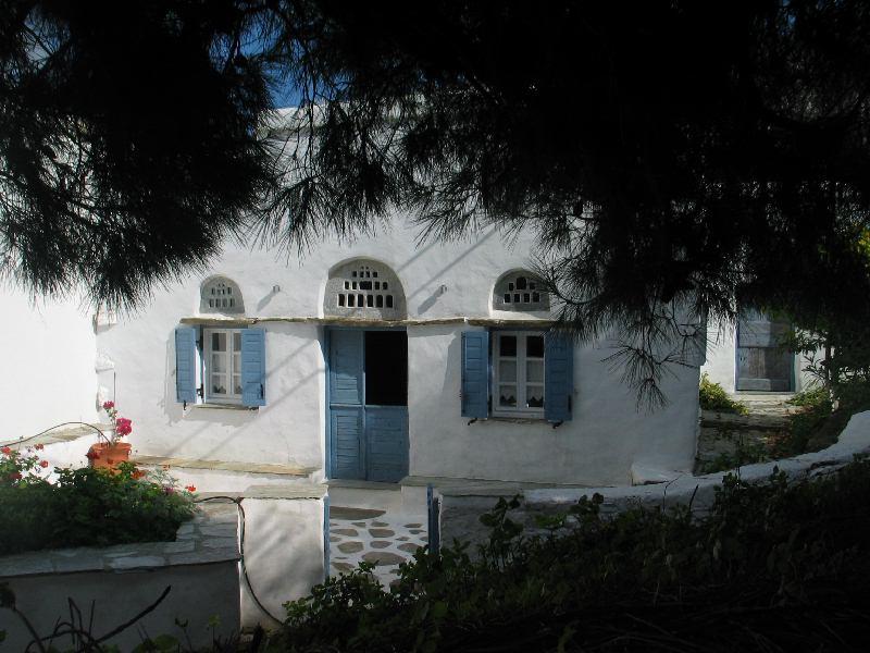 Louez une maison paysanne en Grèce, dans l'île de Tinos
