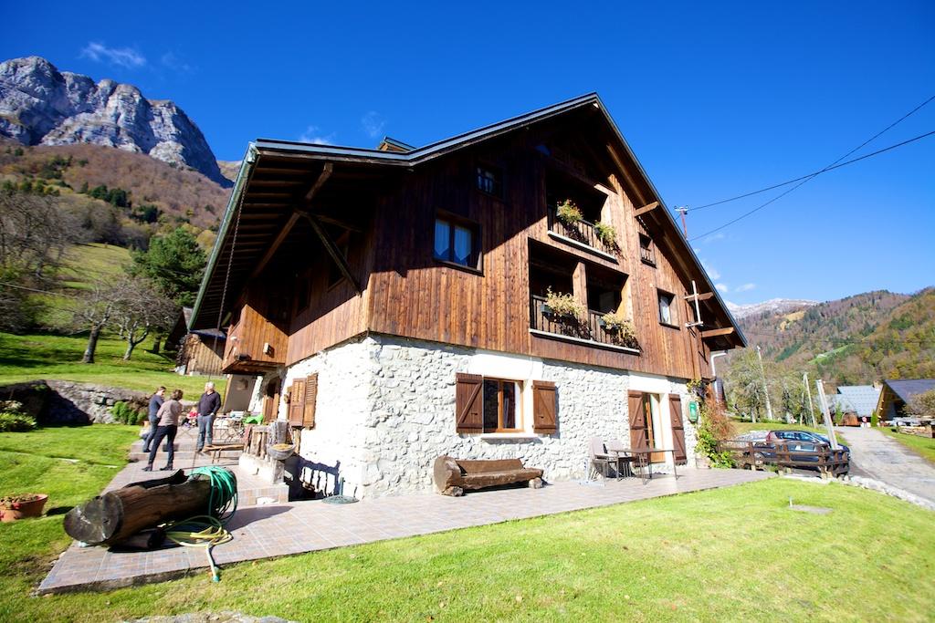 Gites du Chalet de l'Arclosan – Hébergement de charme à proximité du lac d'Annecy