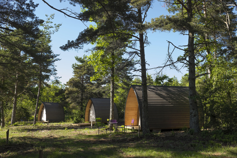 Campings et parcs de vacances en France, en Europe et en Amérique