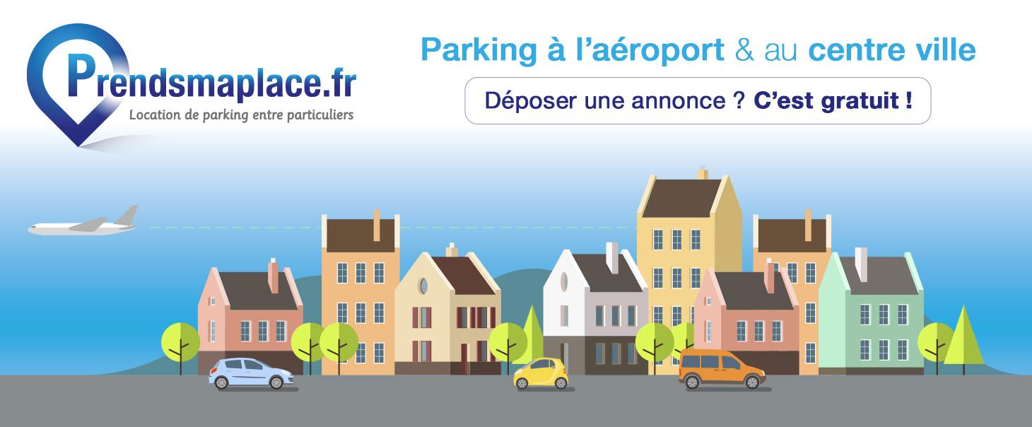 Parking aéroport Strasbourg