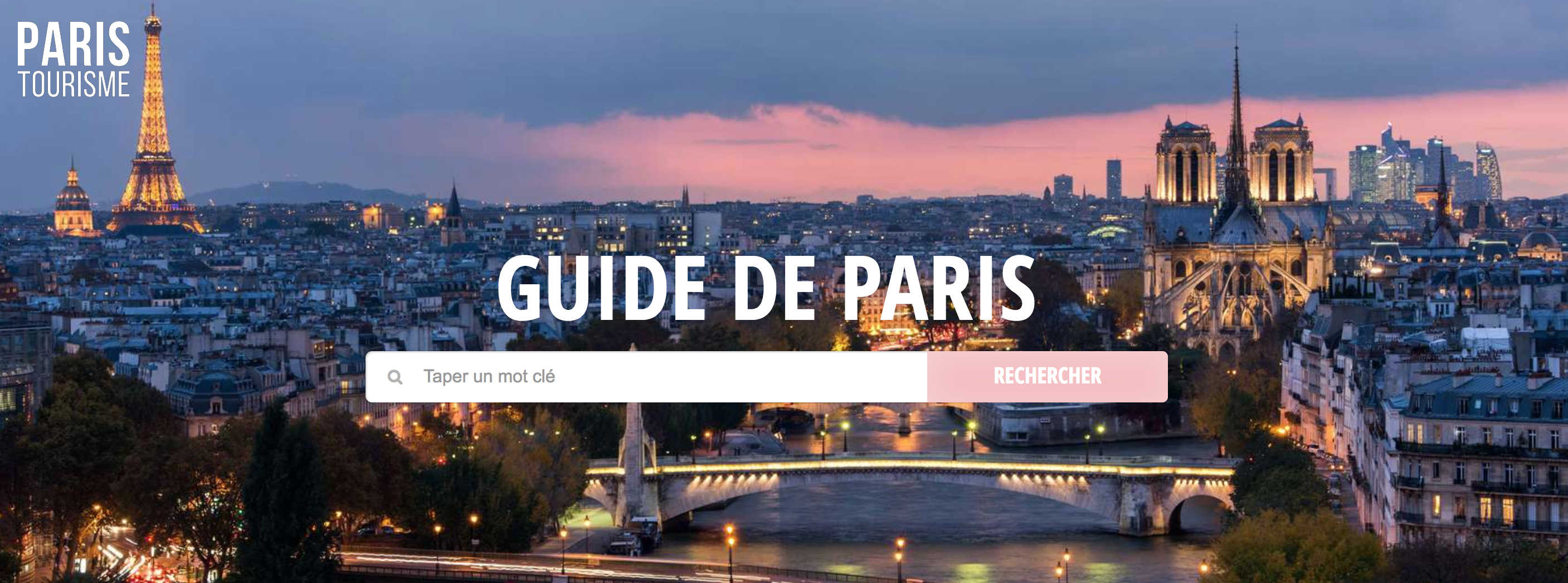 Guide de Paris
