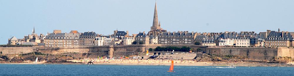 Visiter Saint Malo en quelques jours