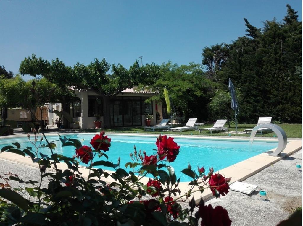 Maison de vacances 5 chambres avec piscine privée
