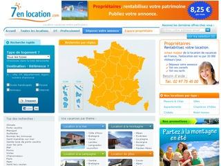 Locations saisonnières en Bretagne.