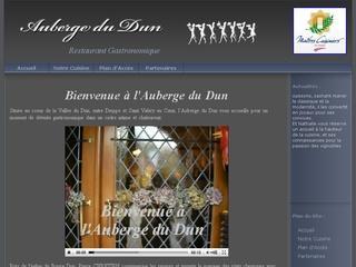 L'Auberge du Dun, restaurant gastronomique en Seine Maritime