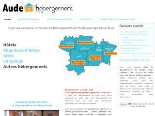 Guide des hébergements de l'Aude en vidéo