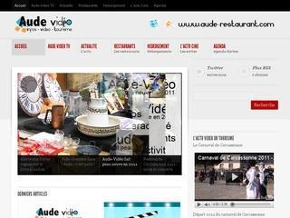 Guide vidéo du tourisme de l'Aude(11)