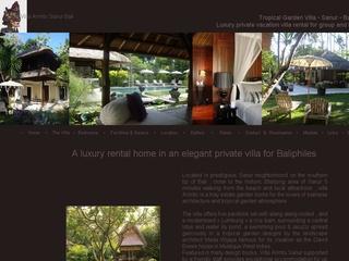 Bali Villa Arimbi paradis tropical