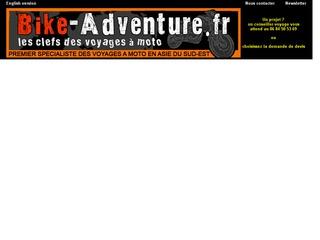 Bike-Adventure, premier spécialiste des voyages à moto en Asie
