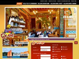Agences de voyages et de tourisme en Bretagne