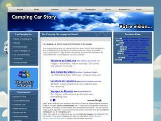 Camping Car Story