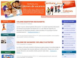 Colonie de vacances en Vendée