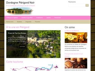 Loisirs et tourisme en Dordogne Vézère