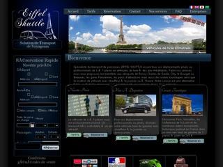 Navette aéroport Paris : transfert aéroport Roissy, Orly, transport de voyageurs