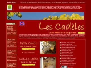 Location Gîte Languedoc