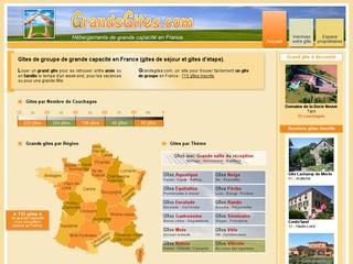 Annuaire Des Gites De Groupe En France
