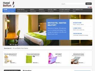 Belfort Hôtel à Nantes