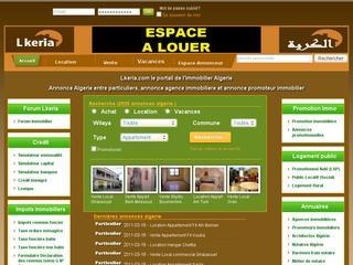 Annonces de location de vacances en algerie
