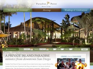 Paradisepoint.com Resort et Spa à San Diego