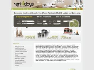 Appartements vacances location Barcelone
