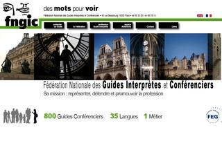 Fédération Nationale des Guides Interprètes et Conférenciers