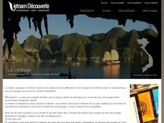 Tour operateur Vietnam Découverte